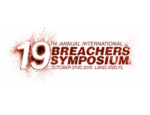 Uniqative® at the International Breachers Symposium, October 2019.