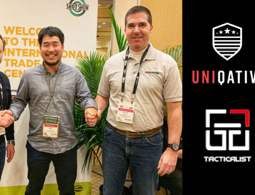 Uniqative® partners with South Korean Firm Tacticalist