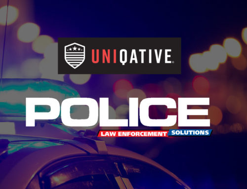 Uniqative® Featured in July 2021 Police Mag